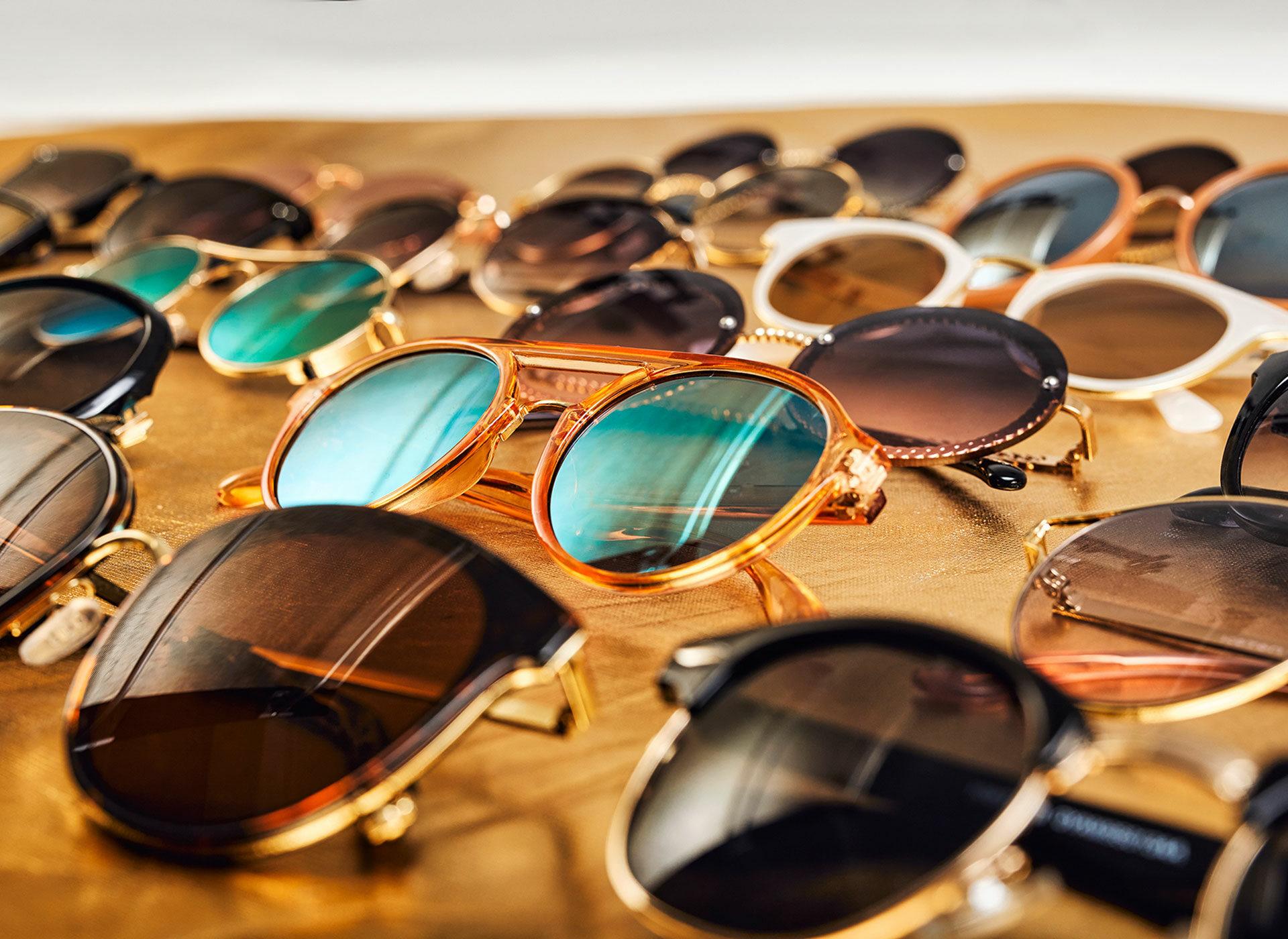 Haus Berlinger Damen Sonnenbrillen Sommertrends
