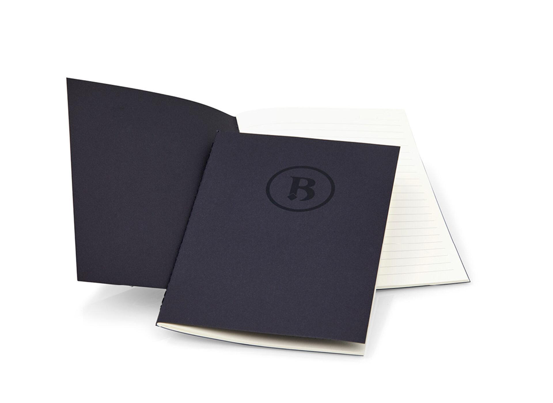 Haus Berlinger Schreibwaren Refill Notizbuch