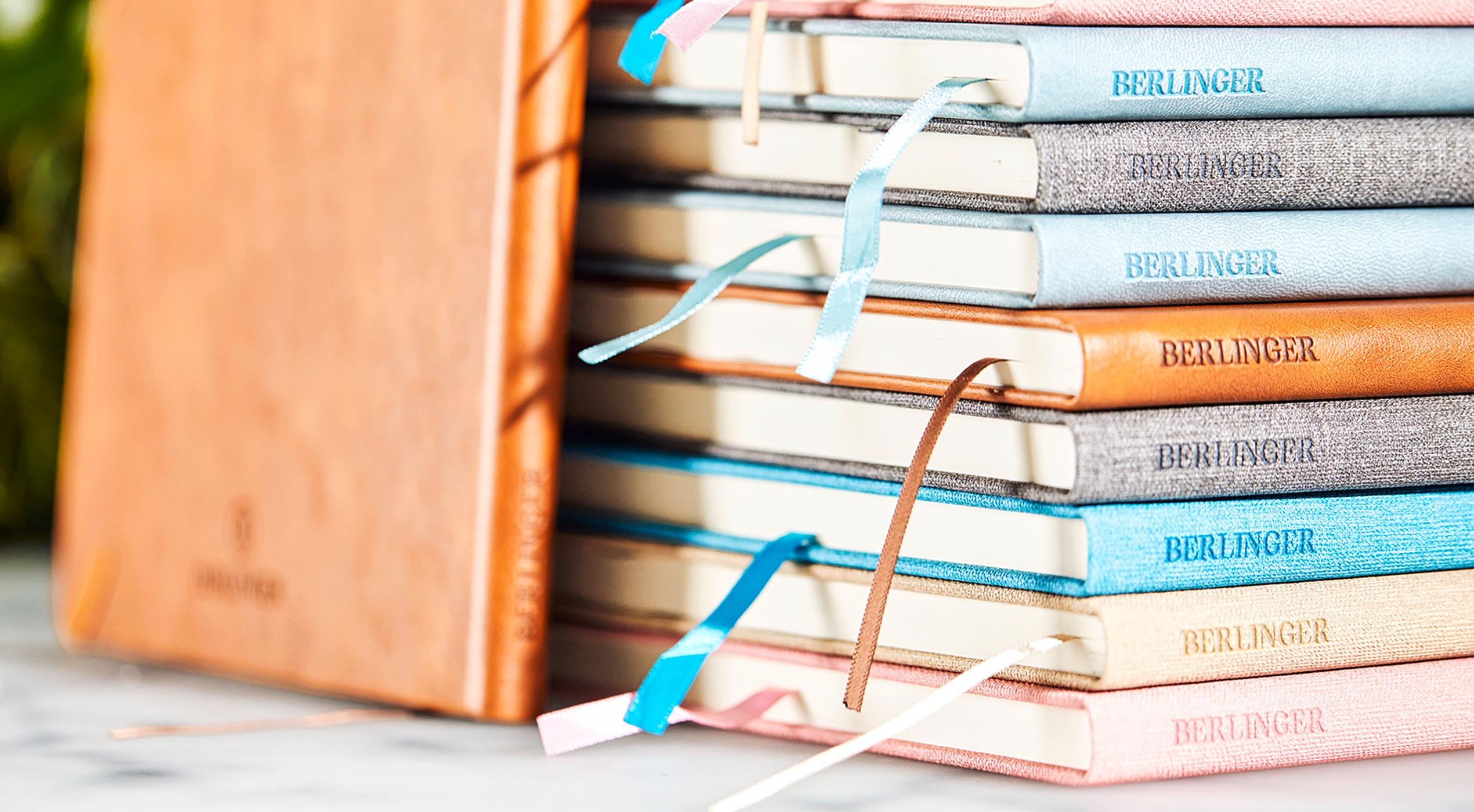 Haus Berlinger Schreibwaren Notizbücher